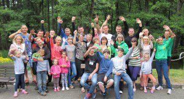 Спортивный слёт «DEJA VU» 2014.06.27-29