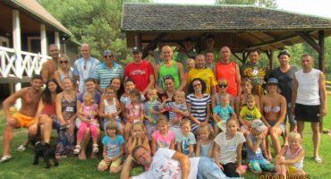 Спортивный слёт «Гладиаторы» 2015.08.07-09
