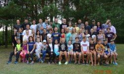"""Sporto sąskrydis """"Bojardo fortas"""" 2020 08 21-23!"""